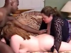 Two bbw babes fucked hard