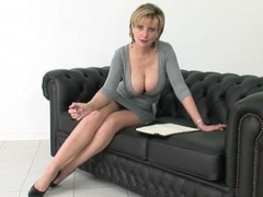 Girl helps you masturbate