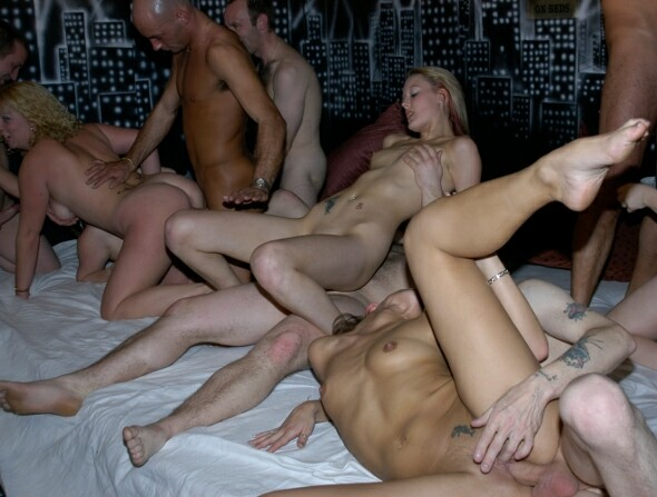 24 hours gangbang party 7