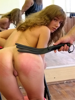 Spanking Pictures and Movies