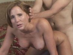 busty-wife-cum-on-hairy-pussy-hot-on-the-farm