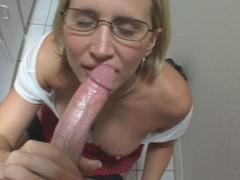Sweet milf cum slut