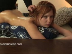Two Black Guys Willingly Fuck Lusty White Milf Silver