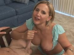 Drunk horny wife fucked stockings