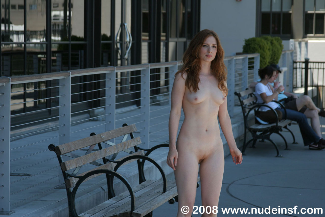 Nude in san francisco 9