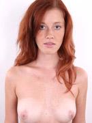 Redhead small tits models